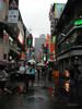 Strasse in Seoul